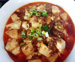 Easy Mapo Tofu