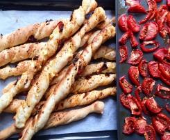 Semi-dried Tomato Grissini