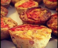 Mini Muffin Quiches