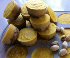 Raw Mango surprises - Gluten Free