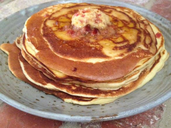 Maple Bacon Butter By Wendyxoxo A Thermomix Sup Sup Recipe In The Category Sauces Dips Spreads On Www Recipecommunity Com Au The Thermomix Sup Sup Community