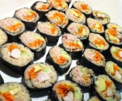 Variation of Thermomix Sushi