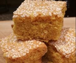 Sfoof (Lebanese Semolina Cake)