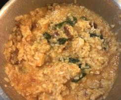Chicken & Chorizo Risotto