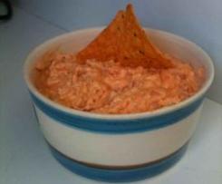 Hot Creamy Salsa Dip