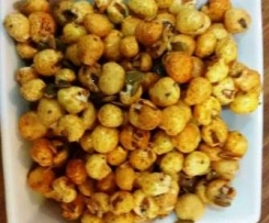Honey Puffed Corn