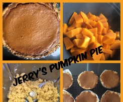 Jerry's Pumpkin Pie