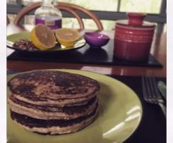 Banana & Quinoa Pancakes