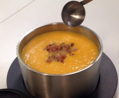 Sweet Potato & Leek Soup