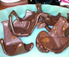 Rustic Chocolate Cups
