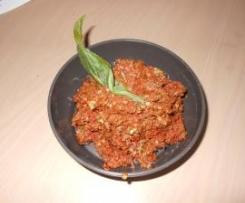 Sun Dried Tomato Pate