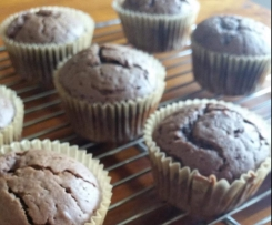 Chocolate Cupcakes - Egg free