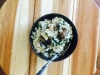 Vegan Mushroom Medley Risotto