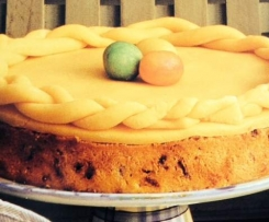 Simnel Cake (Traditional Easter cake)