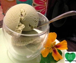 Charlie's Green Tea Ice Cream