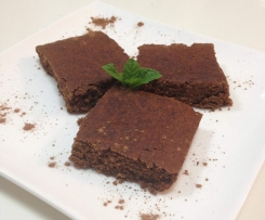 Crazy Cho-Coconut Brownie