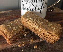 Mel's Oat and Coconut Bars