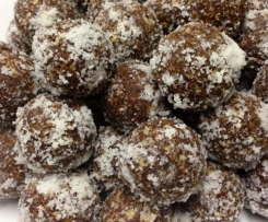 Alison's Chocolate Tahini AmazeBalls