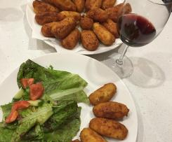 Chicken Croquettes (like Mama makes)