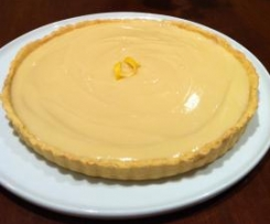 Nana McDonald's Lemon Tart