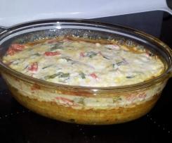 Savoury Vegetable Bake