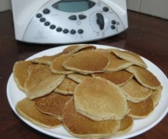 Buckwheat, Apple and Cinnamon Pikelets