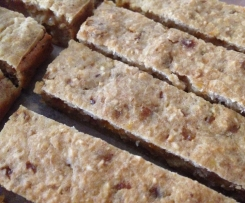 Fruit Bars with Oats (toddlers & babies)