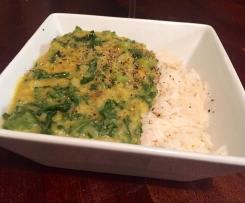 Kale Dhal (Vegan)