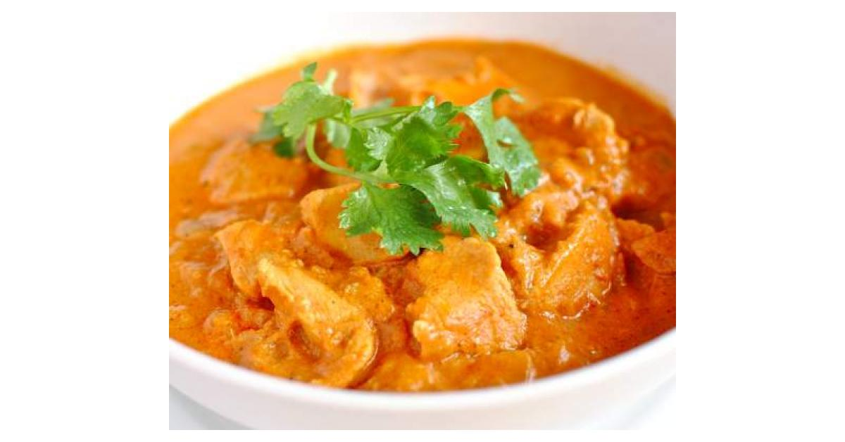 Dairy Free Butter Chicken