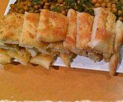 Turkish Bread/Focaccia