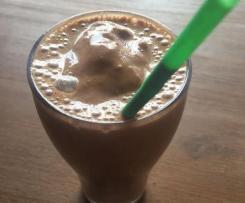 Banana Chocolate Milkshake *Dairy Free*Vegan*