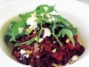 Beetroot Chorizo & Feta Risotto