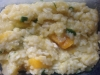 Chicken & pumpkin no alcohol risotto