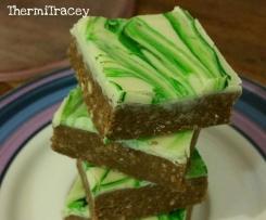 Marlene's Choc Peppermint Slice