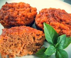 Tomato Bacon Muffins