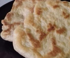 Lebanese Flat Bread (Pita)