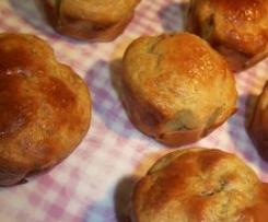 Banana, Date and Cardamom Muffins