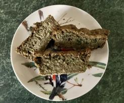 Vegan Paleo Zucchini Bread