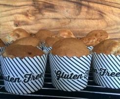Nadias' Gluten Free Banana & Cinnamon Cupcakes