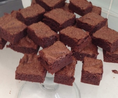 Donna Hay's Standby Brownies