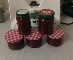 Green Apple, Passionfruit & Raspberry Jam