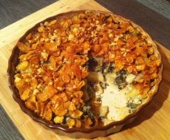Silverbeet and Potato Pie