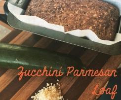 GF Zucchini & Parmesan Loaf (Primal)