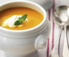 Nana's Homestyle Pumpkin Soup