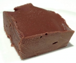 Vegan Choc Orange Fudge