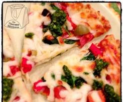 3C's Pizza Base - Cauliflower, Chickpea & Chia