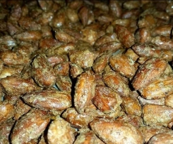 Roasted activated almonds - coconut sugar and cinnamon flavour