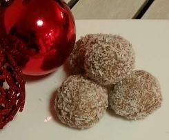 Malibu Rum Balls