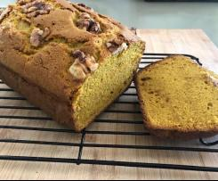 Jumbo Spiced Pumpkin Bread
