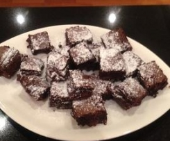Chewy Chocolate Brownies (death by chocolate)